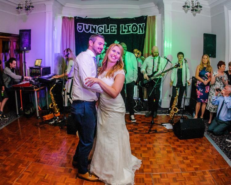 Halifax Hall Weddings Sheffield