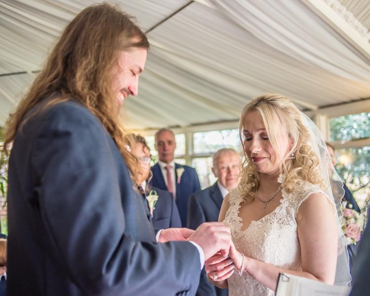 Old Vicarage Ridgeway weddings Sheffield